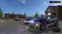 Скриншот BMW I3