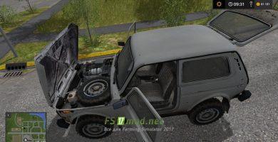 Автомобиль «НИВА»