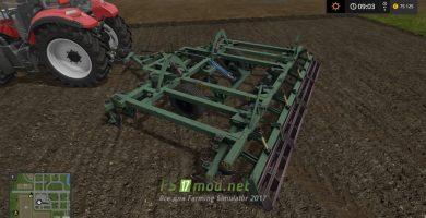Мод на»УДА 4.5″ для игры Farming Simulator 2017