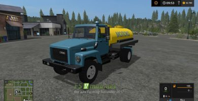ГАЗ-33086 «Земляк»
