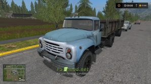Грузовик ZIL 130 для игры