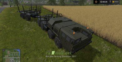 Мод на МАЗ 7410