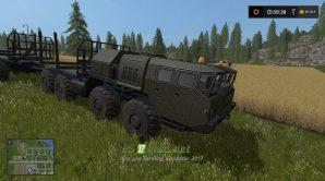 Мод на МАЗ 7410 и МАЗ 7310