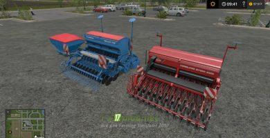 Сеялки LSP DRILL MACHINES