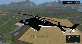 Мод на AIRWOLF SUPERCOPTER TFSGROUP