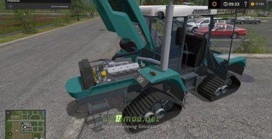 Трактор ХТЗ-280Т 234К для игры Симулятор Фермера 2017
