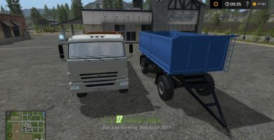 КАМАЗ 68900R