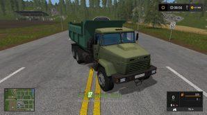 Грузовик КРАЗ-6510