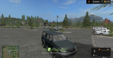 УАЗ-23632 «Патриот»