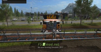 Комбайн NEW HOLLAND CR 10.19