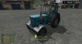 Трактор Т-40 АМ «Сороковка» для игры Фарминг Симулятор 2017