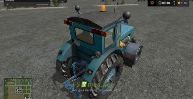 Трактор Т-40 АМ «Сороковка»