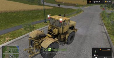 Трактор КИРОВЕЦ К700 для Farming Simulator 2017