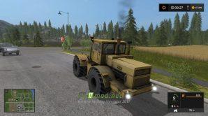 Трактор КИРОВЕЦ К700