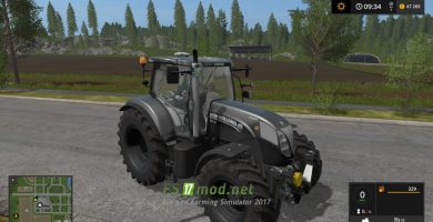 NEW HOLLAND T7 TIER4A
