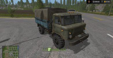 Модификация на ГАЗ 66