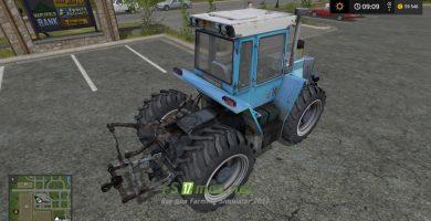 Мод на трактор ХТЗ-16331