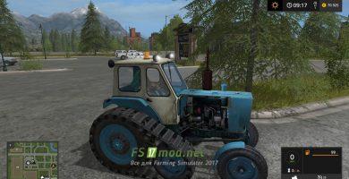 Трактор UMZ-6L для Farming Simulator 2017