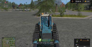 Трактор UMZ-6L