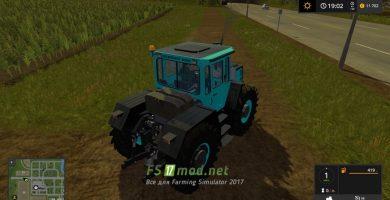 Мод на трактор MB1800 Limited edition