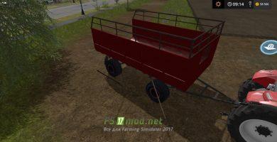 Мод на ПТС фургон для игры Симулятор Фермера 2017