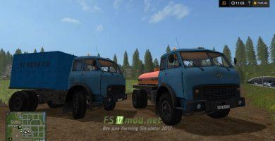 МАЗ 504 для FS 17