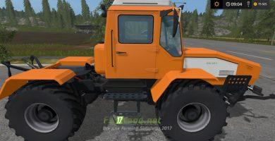 Мод на трактор HTA-220-2 «Слобожанец» для игры Фермер Симулятор 2017