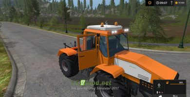 Мод на трактор HTA-220-2 «Слобожанец»
