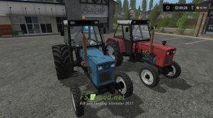 Трактор Universal 651M Turbo