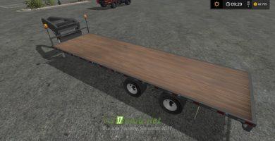 Мод на Seed tender trailer