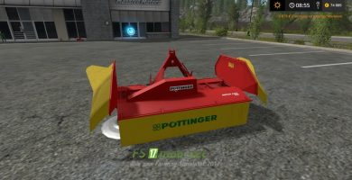 Poettinger nova cat 260