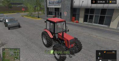 Трактор МТЗ-826 для игры FS 2017