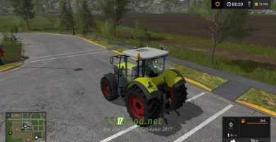 Трактор Claas arion 650F