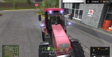 Мод на трактор Беларус 1523 для игры Симулятор Фермера 2017