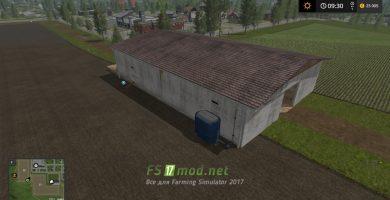 Мод на производство яиц для игры Farming Simulator 2017