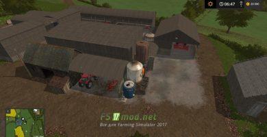 Nienborstel agrartechnik ферма