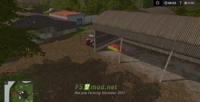 Оборудование на ферме