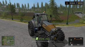 Трактор Deutz-fahr agrotron 7210 TTV warrior