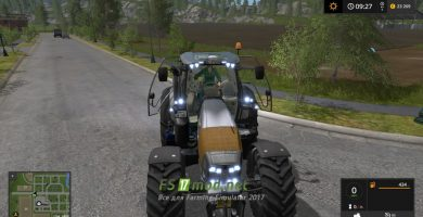 Deutz-fahr agrotron 7210 TTV warrior