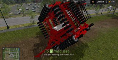 Сеялка Horsch pronto 15 DC для игры Farming Simulator 2017