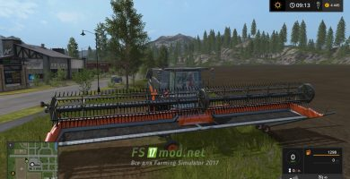 Комбайн Newholland CR10.90 Limitededition