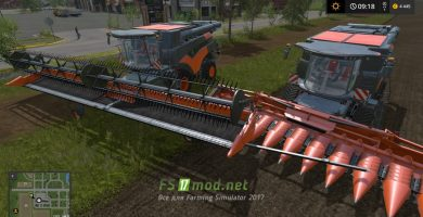 Newholland CR10.90 Limitededition