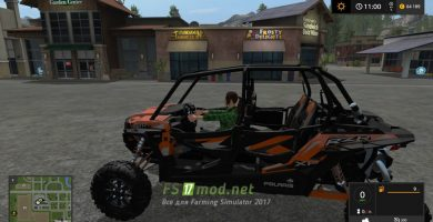Polaris RZR XP 4 1000 Turbo EPS