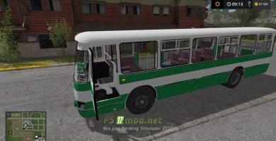 Мод на автобусы ЛИАЗ