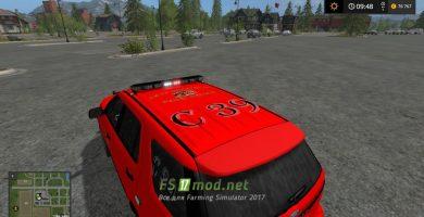 Мод на Fire Trucks IDK