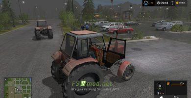 Трактор МТЗ-82 для FS 2017