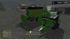 С/Х инвентарь Хозяин РВС–1500 и РВС-2500 для игры Симулятор Фермера 2017