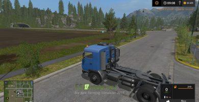 Tatra Termo Truck