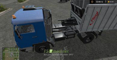 Тягач Tatra Termo Truck