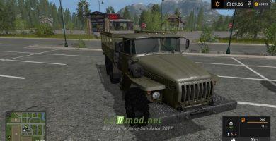 УРАЛ-4320 «Бортовой»